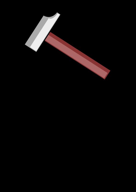 free vector Hammer peterm1