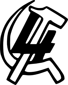 free vector Hammer Sickle Four clip art