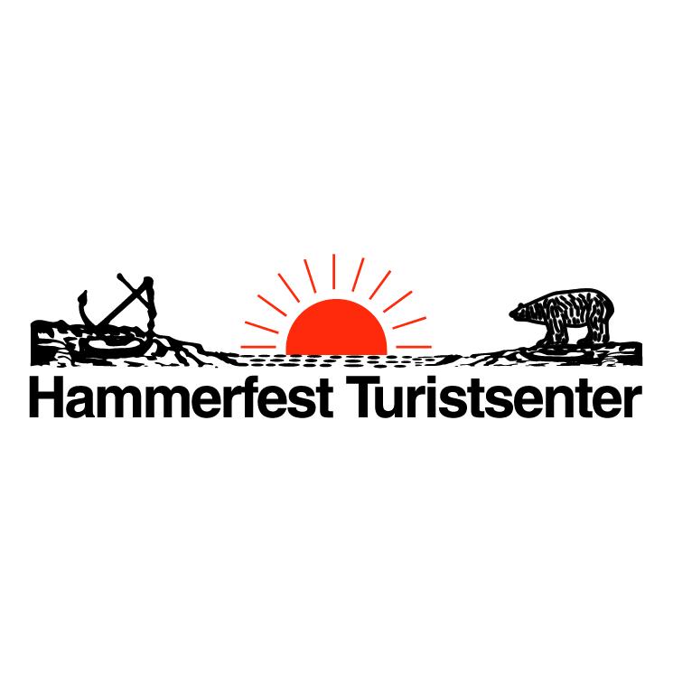 free vector Hammerfest turistsenter
