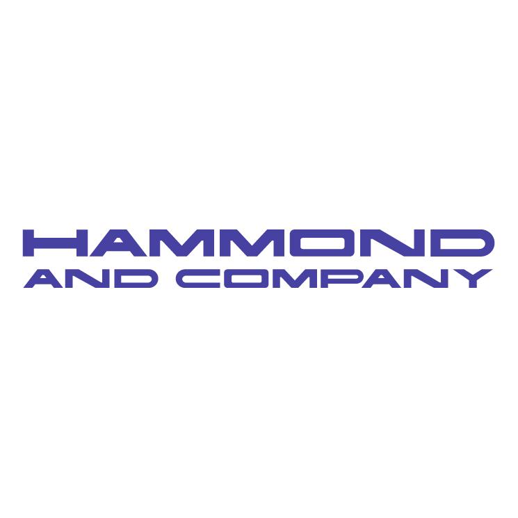 free vector Hammond and company