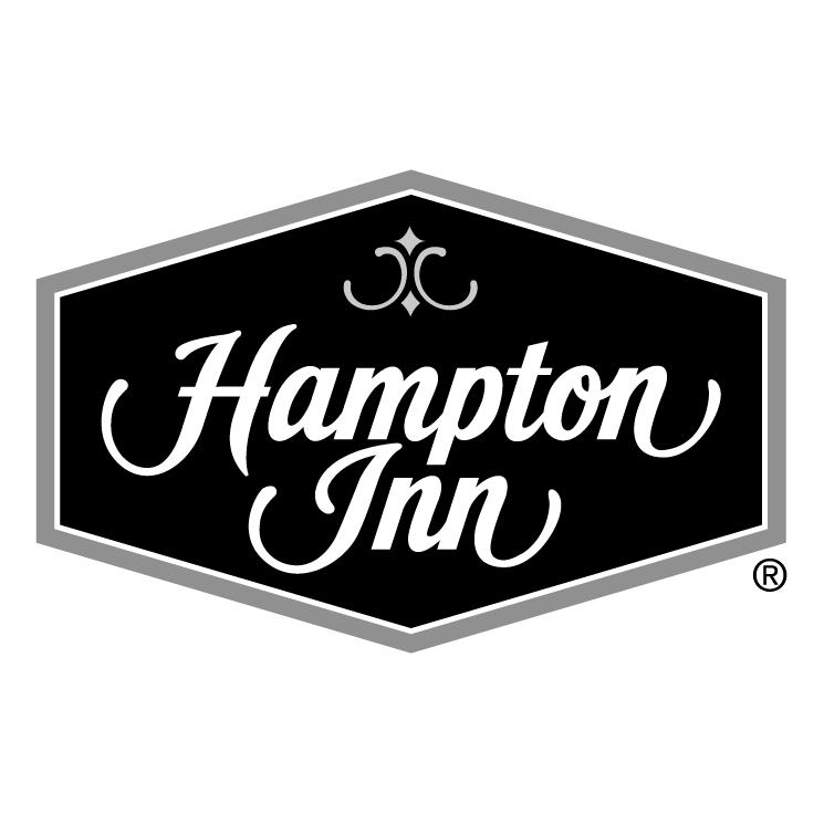 free vector Hampton inn 0