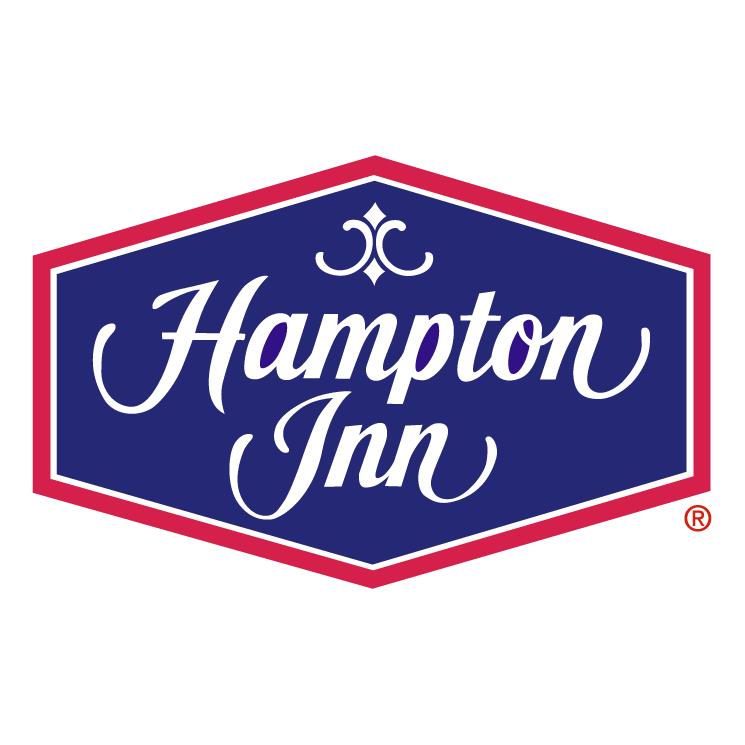 free vector Hampton inn 1