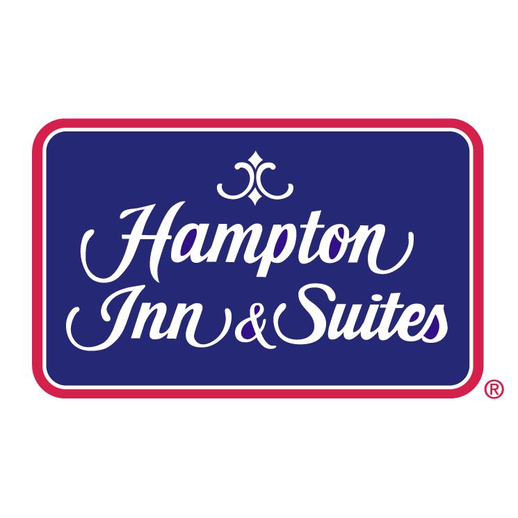 free vector Hampton inn suites 0
