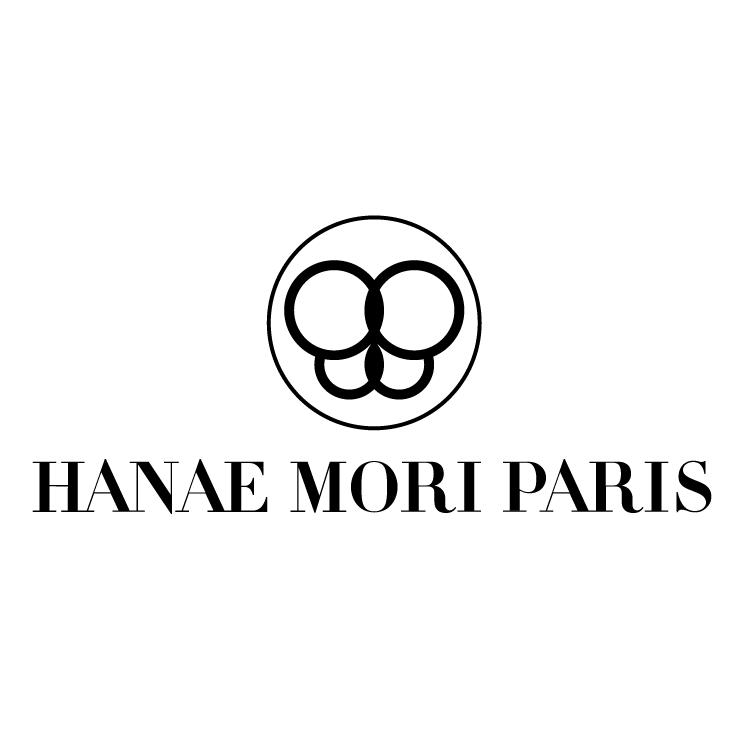 free vector Hanae mori paris