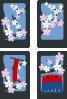free vector Hanafuda Sakura March clip art