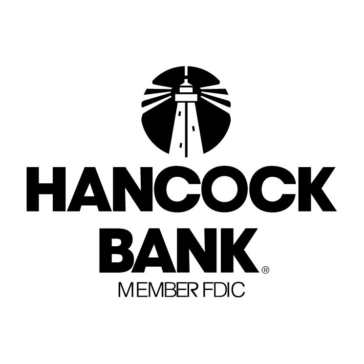 free vector Hancock bank