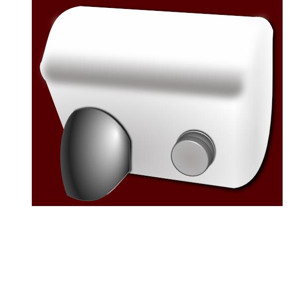 free vector Hand Dryer clip art