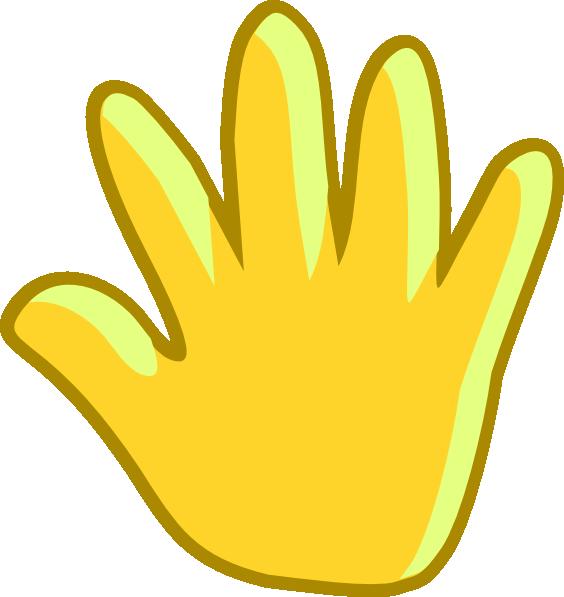 free vector Hand Move clip art