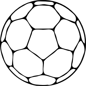 free vector Handball Ball clip art