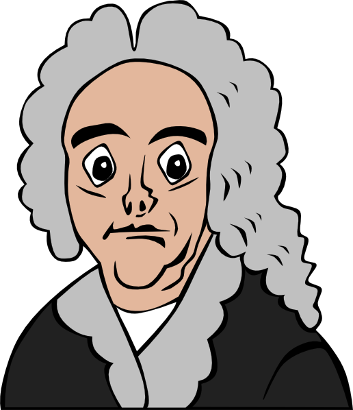 free vector Handel Cartoon clip art