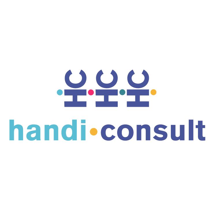 free vector Handi consult