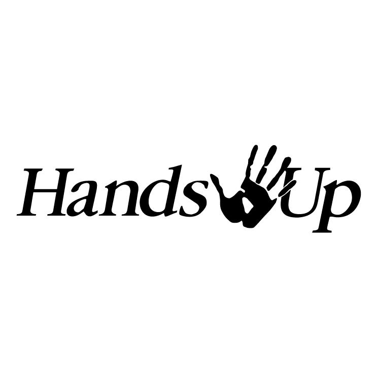 free vector Hands up