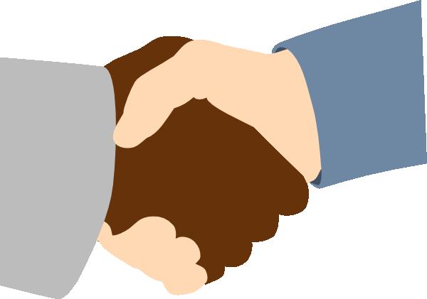 free vector Handshake clip art