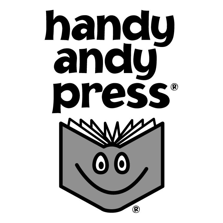 free vector Handy andy press