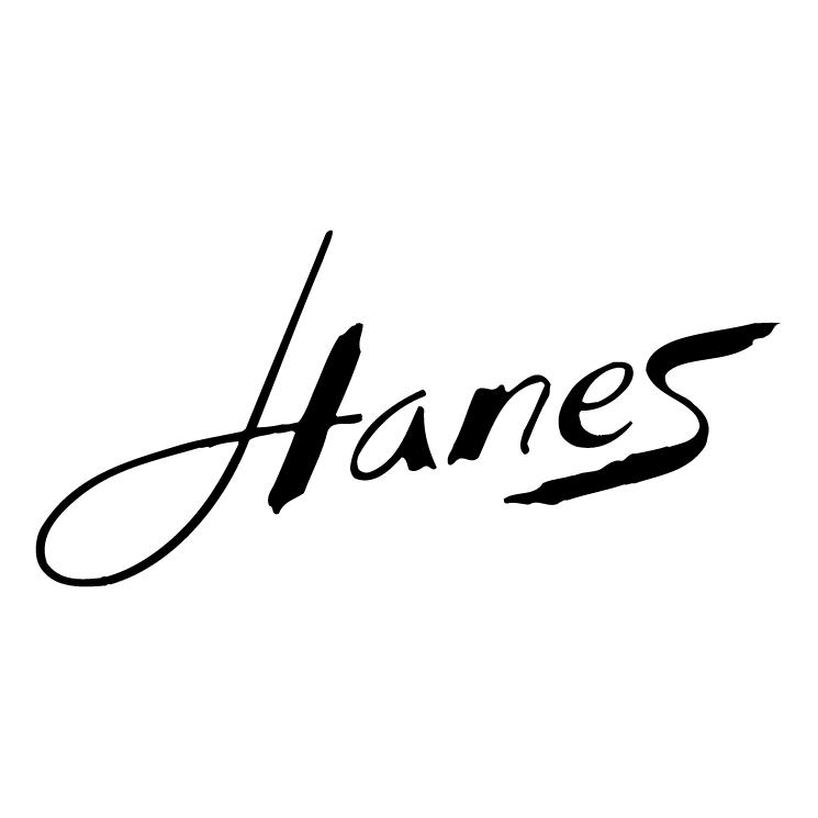 free vector Hanes 4