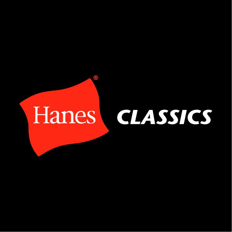 free vector Hanes classics 0