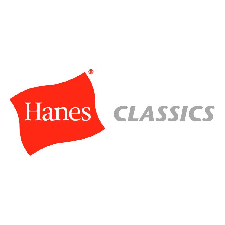 free vector Hanes classics