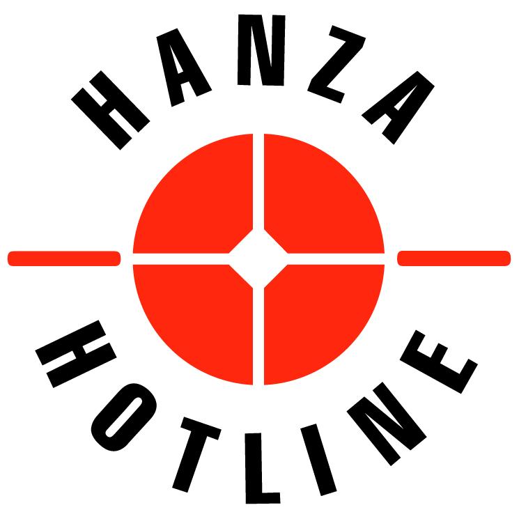 free vector Hanza hotline