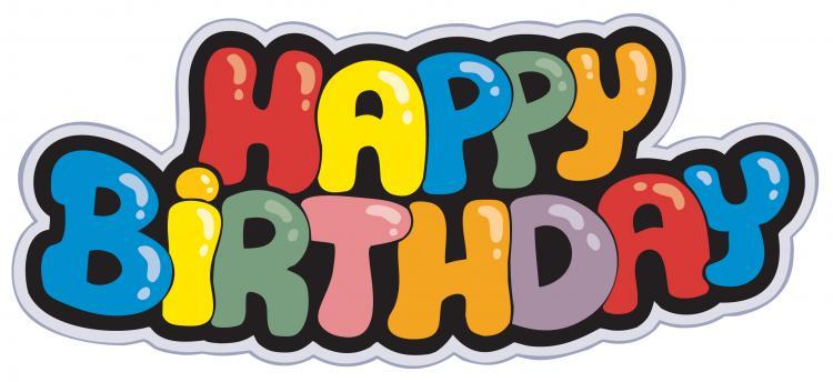 Happy birthday elements 06 vector Free Vector / 4Vector