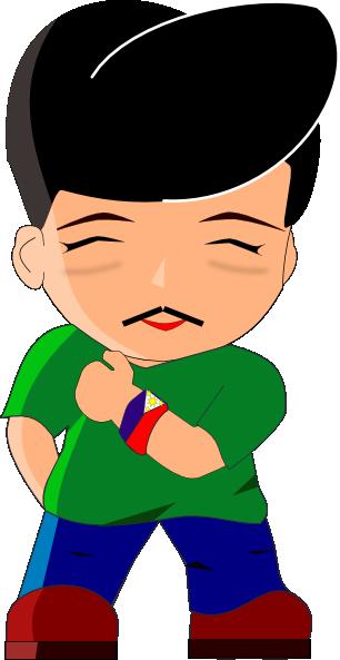 free vector Happy Character clip art