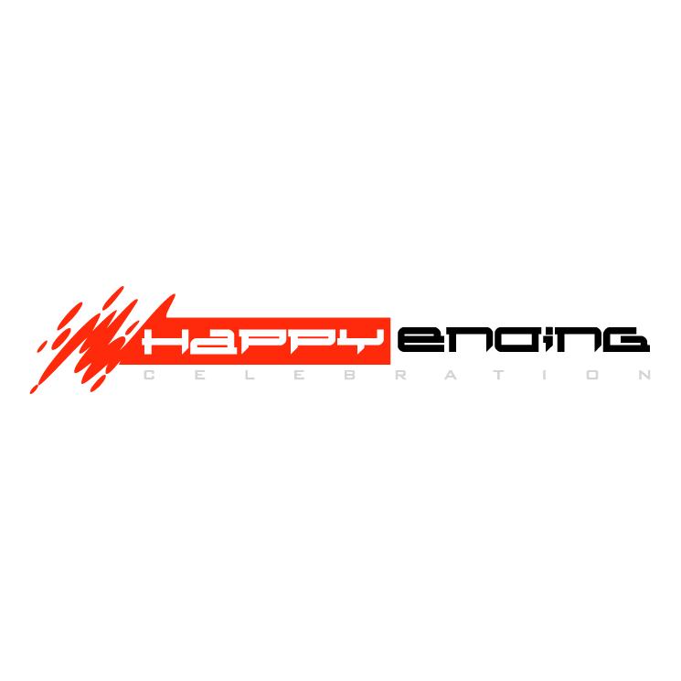 free vector Happy ending