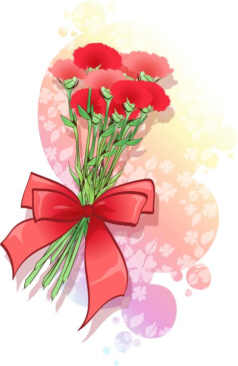 free vector Happy holiday clip art