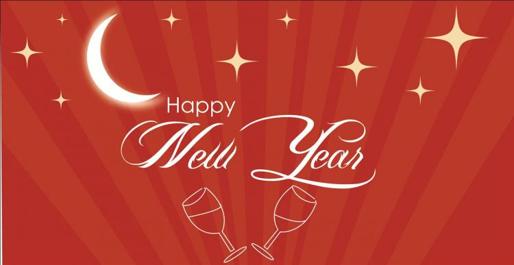 free vector Happy New Year 2013 Celebration