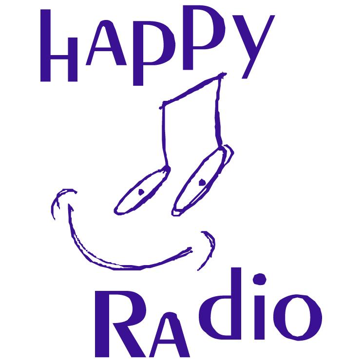free vector Happy radio