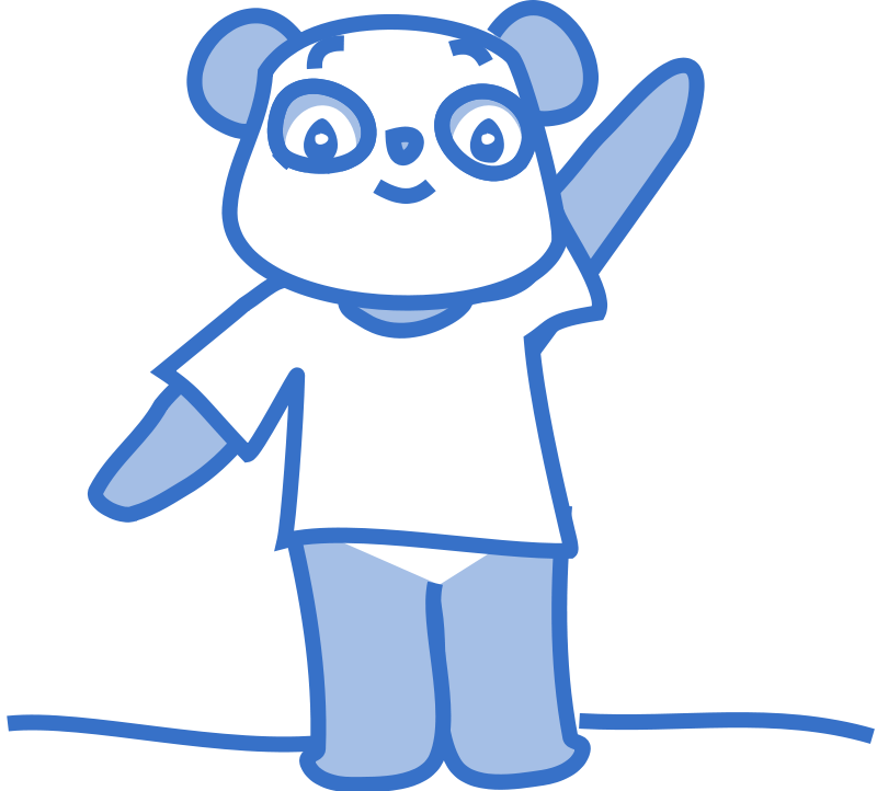 free vector Happypanda