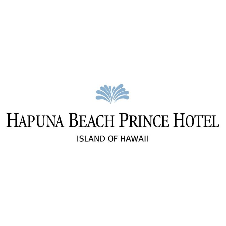 free vector Hapuna beach prince hotel
