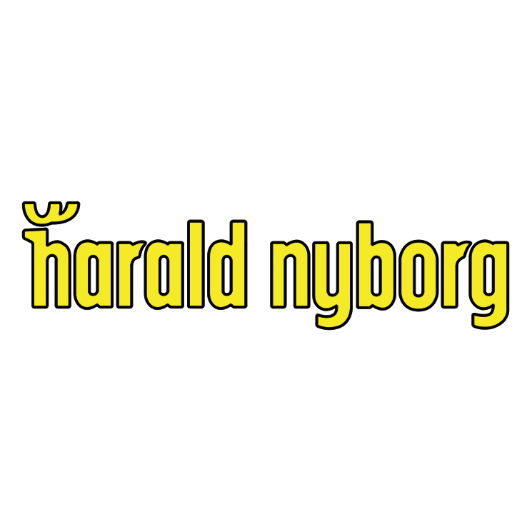 free vector Harald nyborg