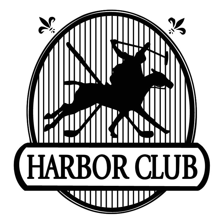 free vector Harbor club