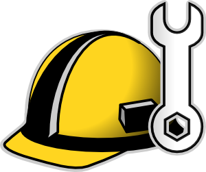 free vector Hard Hat clip art