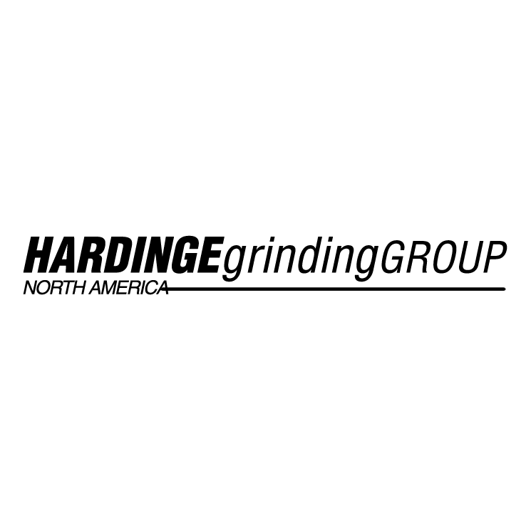 free vector Hardinge grinding group
