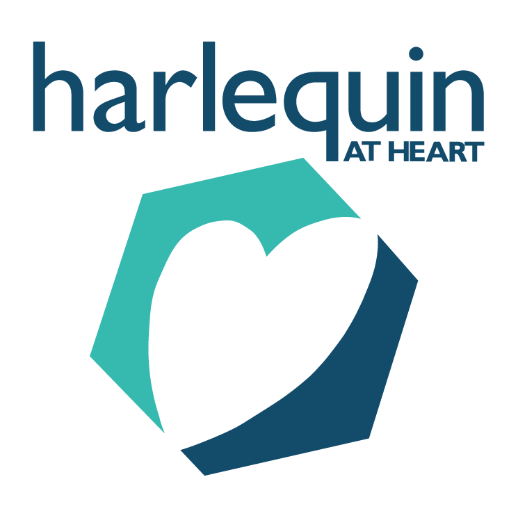 free vector Harlequin at heart