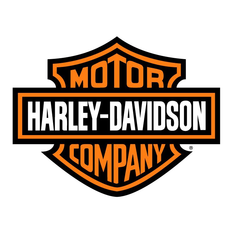 free vector Harley davidson 1