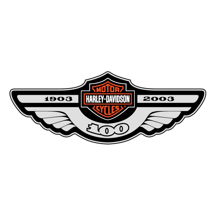 free vector Harley davidson 6