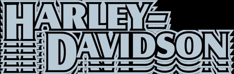 free vector Harley-Davidson logo2