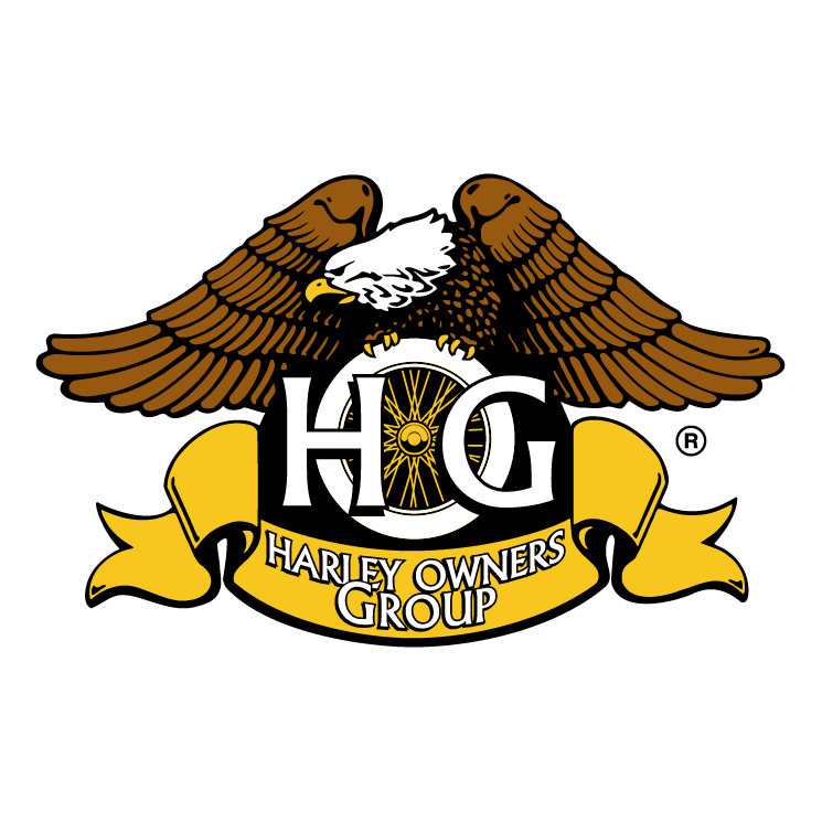 free vector Harley owners group