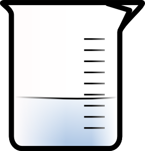 free vector Harmonic Beaker clip art