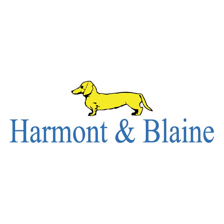 free vector Harmont blaine
