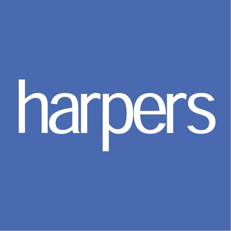 free vector Harpers
