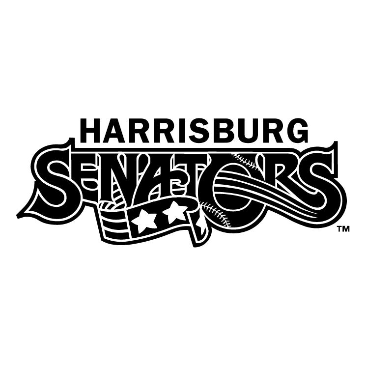 free vector Harrisburg senators 2