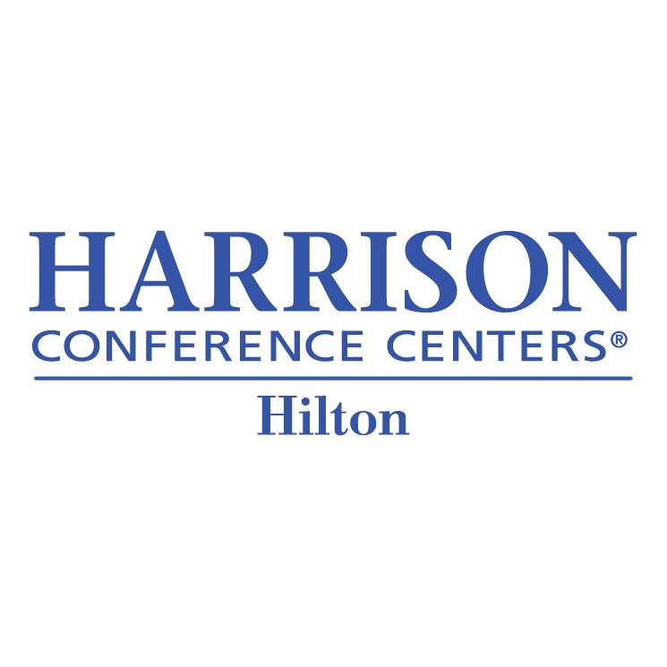 free vector Harrison conference centers hilton
