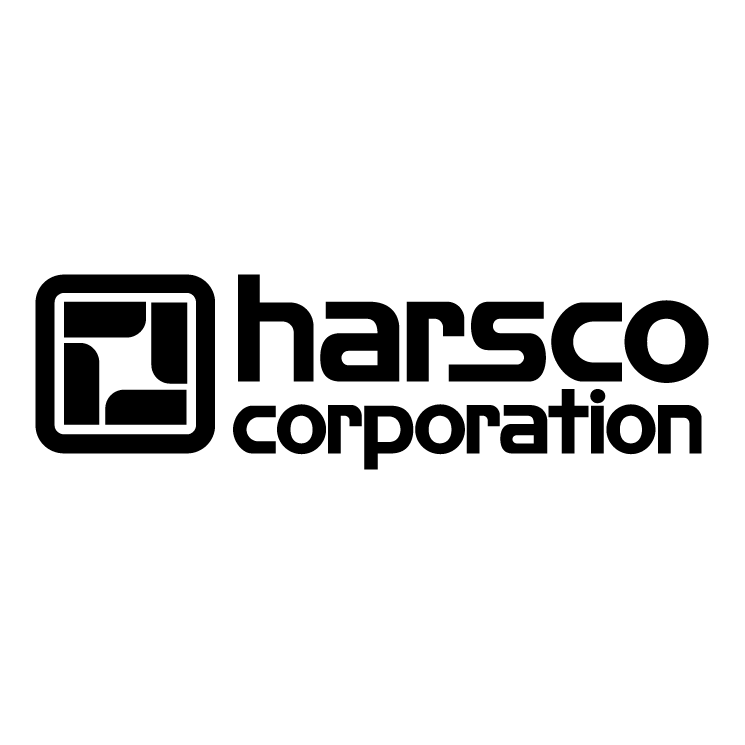 free vector Harsco corporation