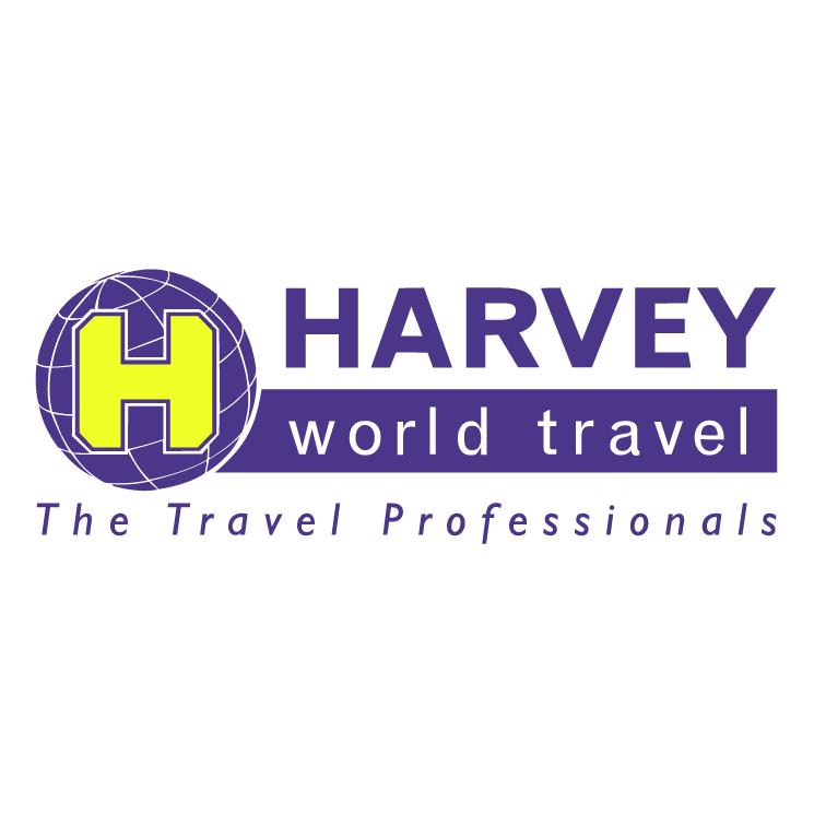 free vector Harvey world travel 0