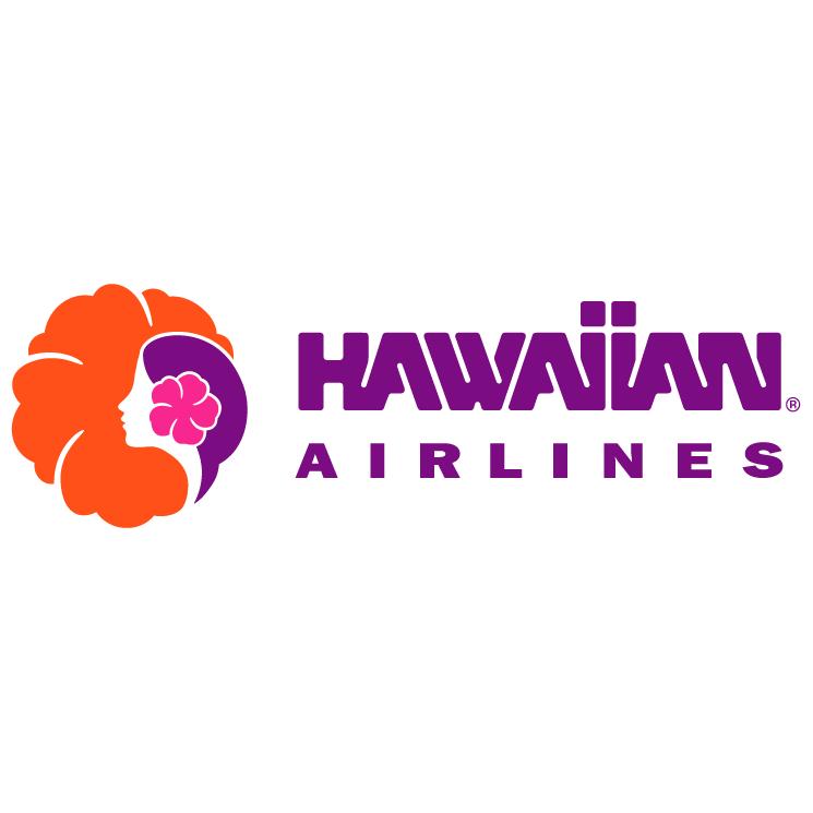 free vector Hawaiian airlines 0
