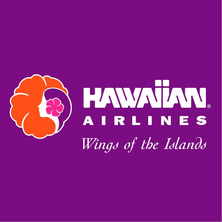 free vector Hawaiian airlines 2