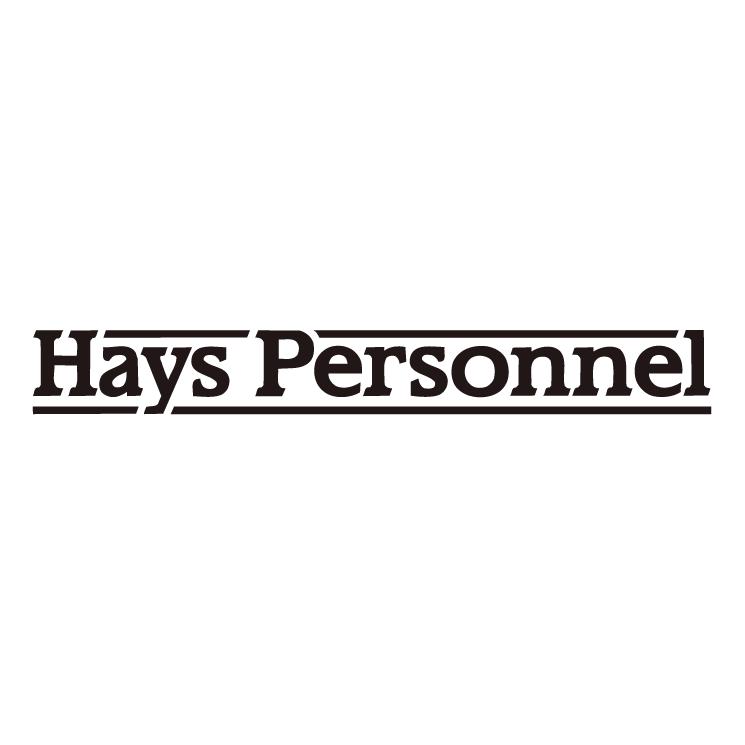 free vector Hays personnel