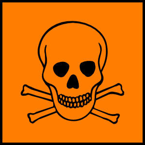 free vector Hazard Sign clip art